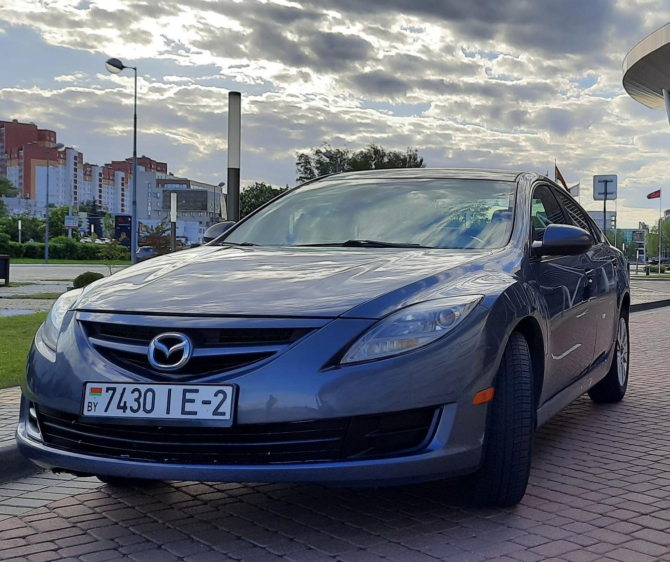 Mazda 6 fotók