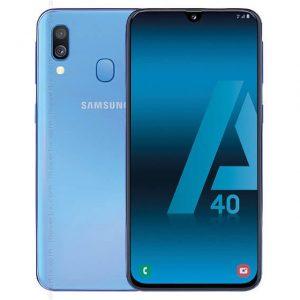 Samsung Galaxy A40 fotók