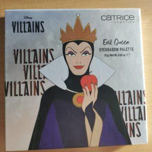 Catrice Disney Evil Queen Paletta fotók