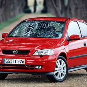 Opel Astra G fotók