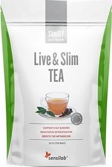 SLIMJOY- LIVE & SLIM TEA fotók