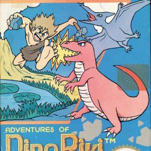 Adventures of Dino Riki fotók