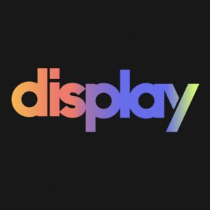 Display applikáció fotók