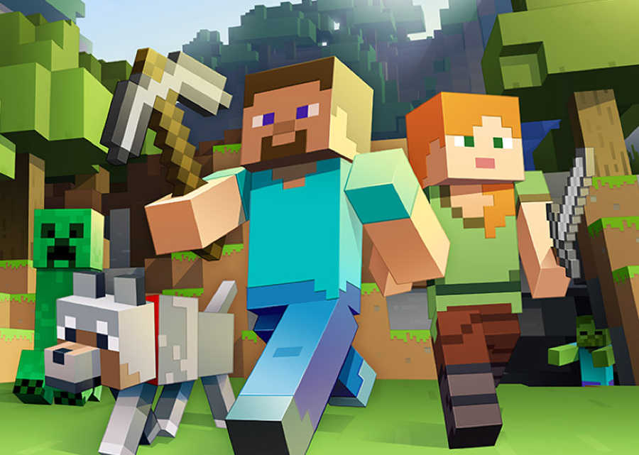 Minecraft fotók