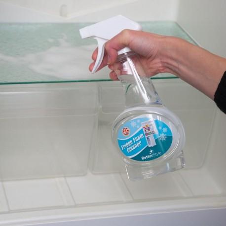 Hűtőgép tisztításához való aktív hab fotók