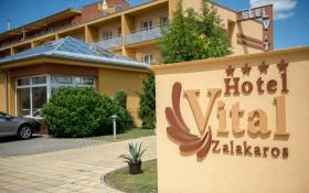 ZALAKAROS HOTEL VITAL**** fotók