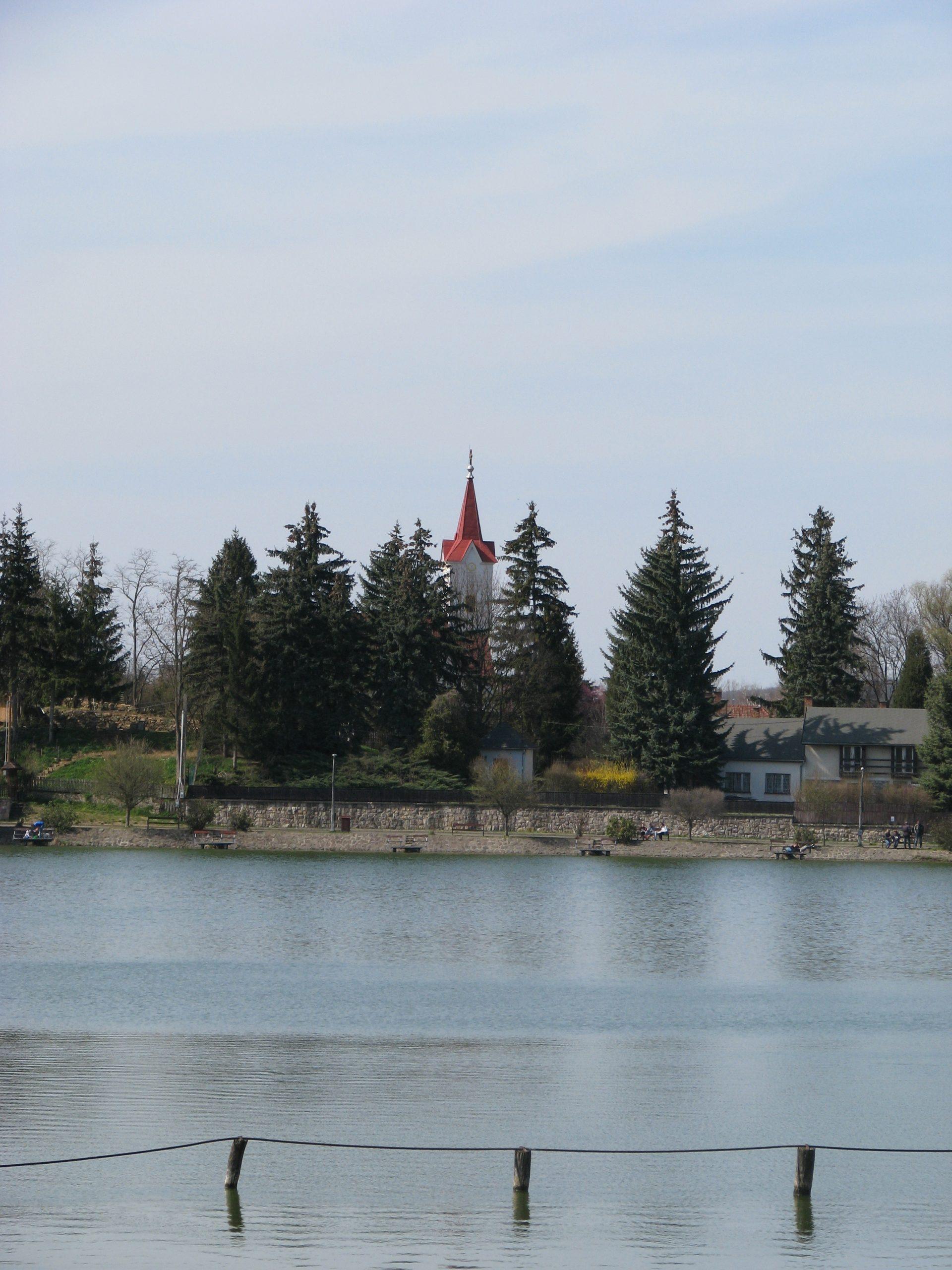 Bánki tó fotók