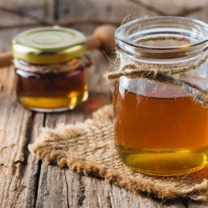 Méz és fahéj rák megelőző keverék fotók