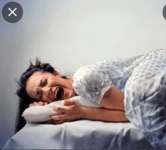 Alvászavarokról! fotók