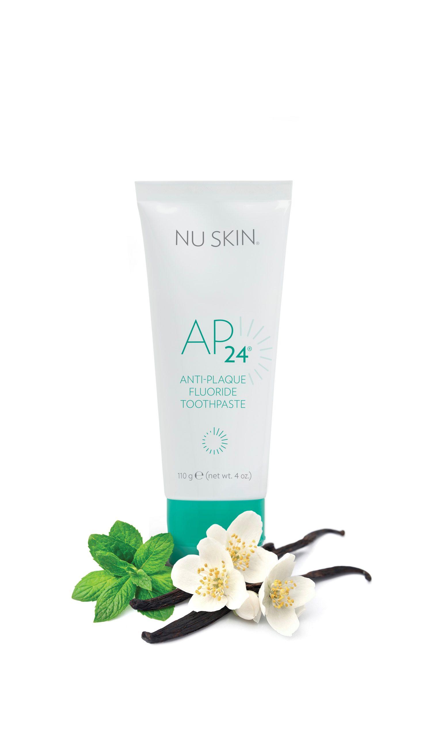 AP 24 Anti-Plaque Fluoride Toothpaste (fogkő elleni fluoridos fogkrém) fotók