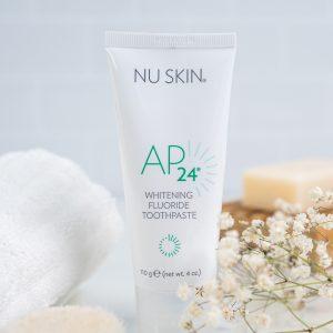 AP 24 Whitening Fluoride Toothpaste (fluoridos fehérítő fogkrém) fotók